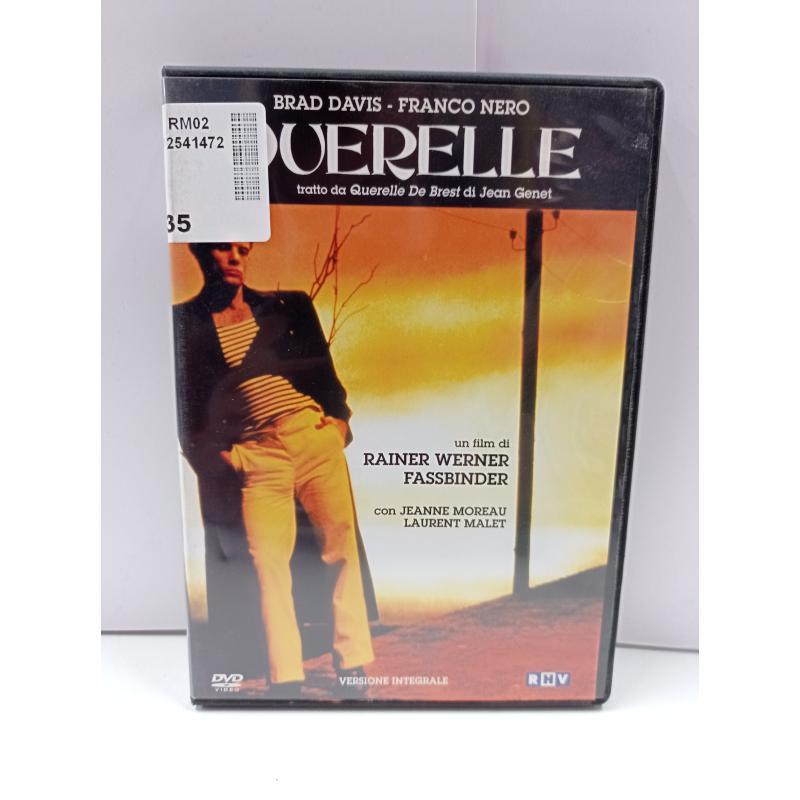 DVD QUERELLE | Mercatino dell'Usato Roma garbatella 1