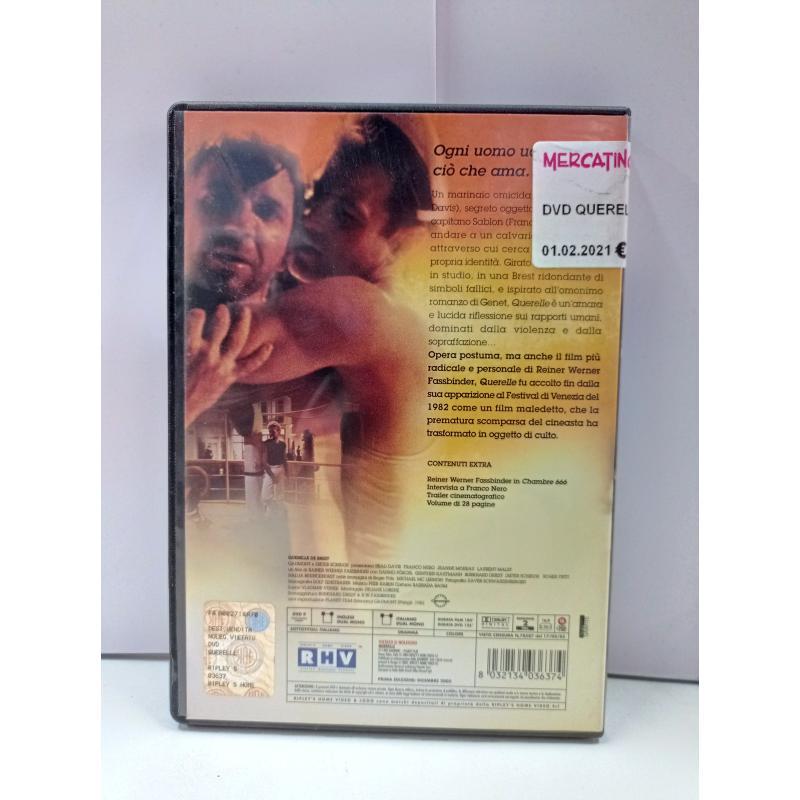 DVD QUERELLE | Mercatino dell'Usato Roma garbatella 2