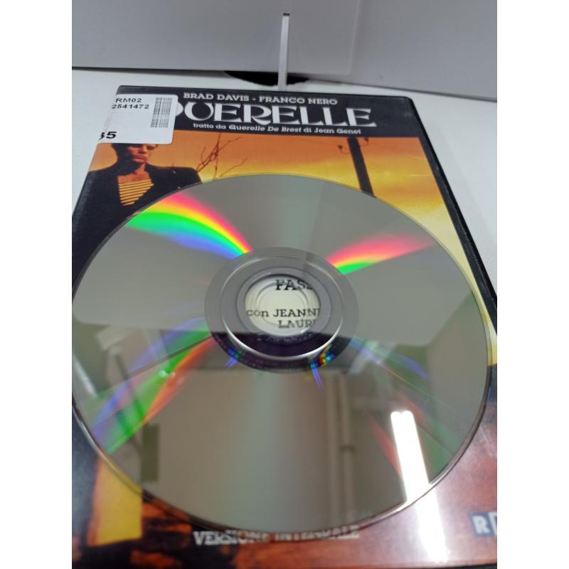 DVD QUERELLE | Mercatino dell'Usato Roma garbatella 3