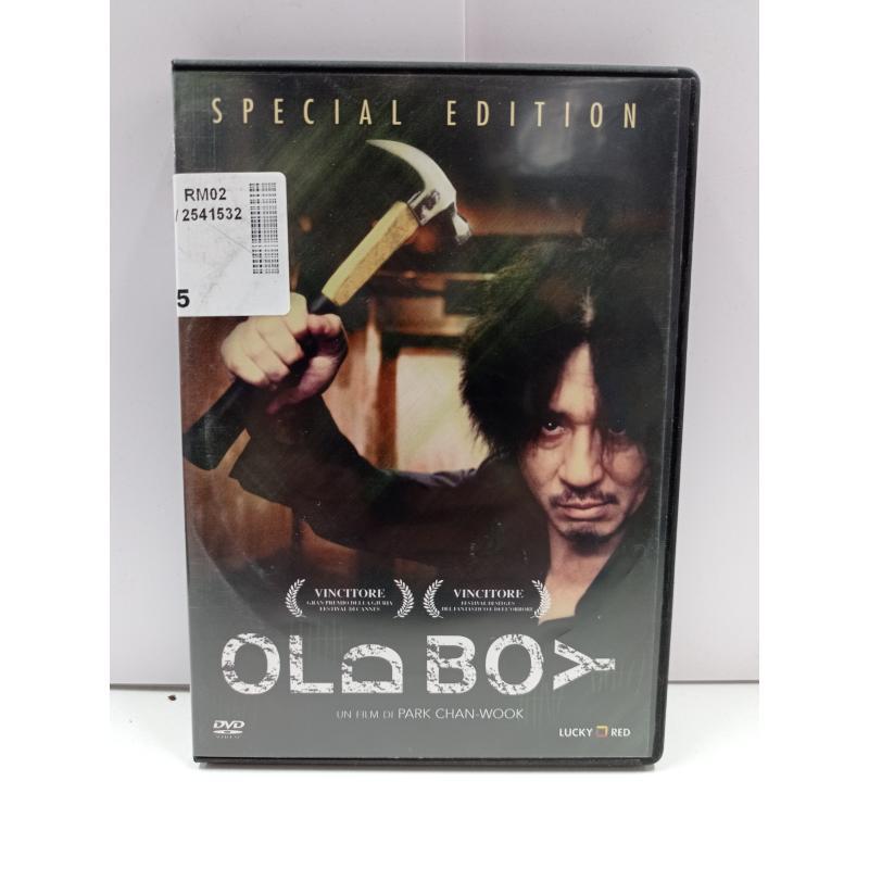 DVD OLD BOY | Mercatino dell'Usato Roma garbatella 1