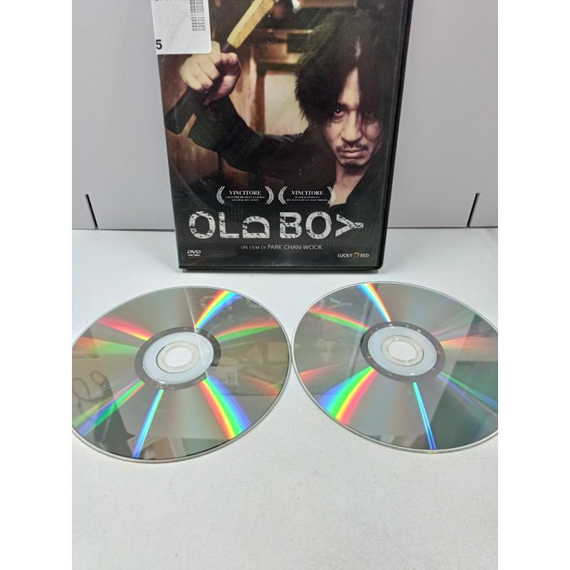DVD OLD BOY | Mercatino dell'Usato Roma garbatella 3