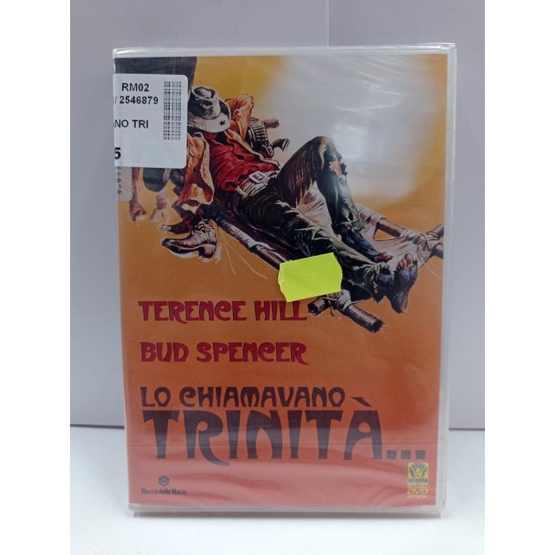 DVD LO CHIAMAVANO TRINITÀ | Mercatino dell'Usato Roma garbatella 1