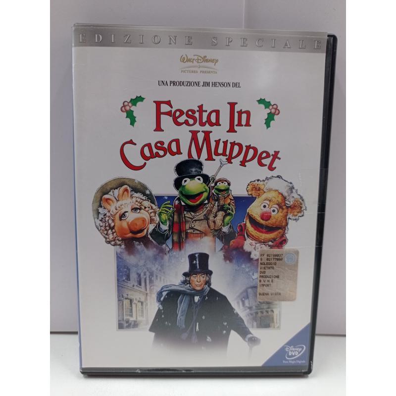 DVD FESTA IN CASA MUPPET  | Mercatino dell'Usato Roma garbatella 1