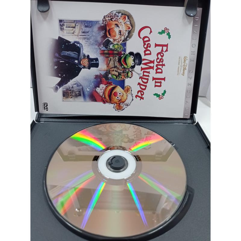 DVD FESTA IN CASA MUPPET  | Mercatino dell'Usato Roma garbatella 3