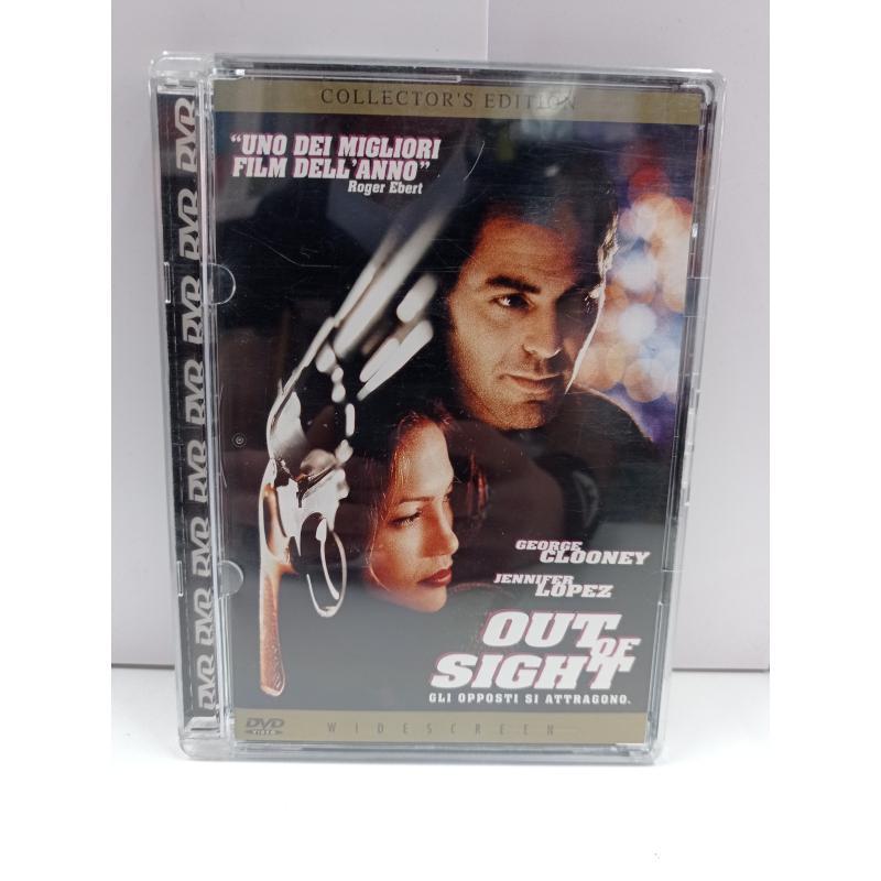 DVD OUT OF SIGHT  | Mercatino dell'Usato Roma garbatella 1