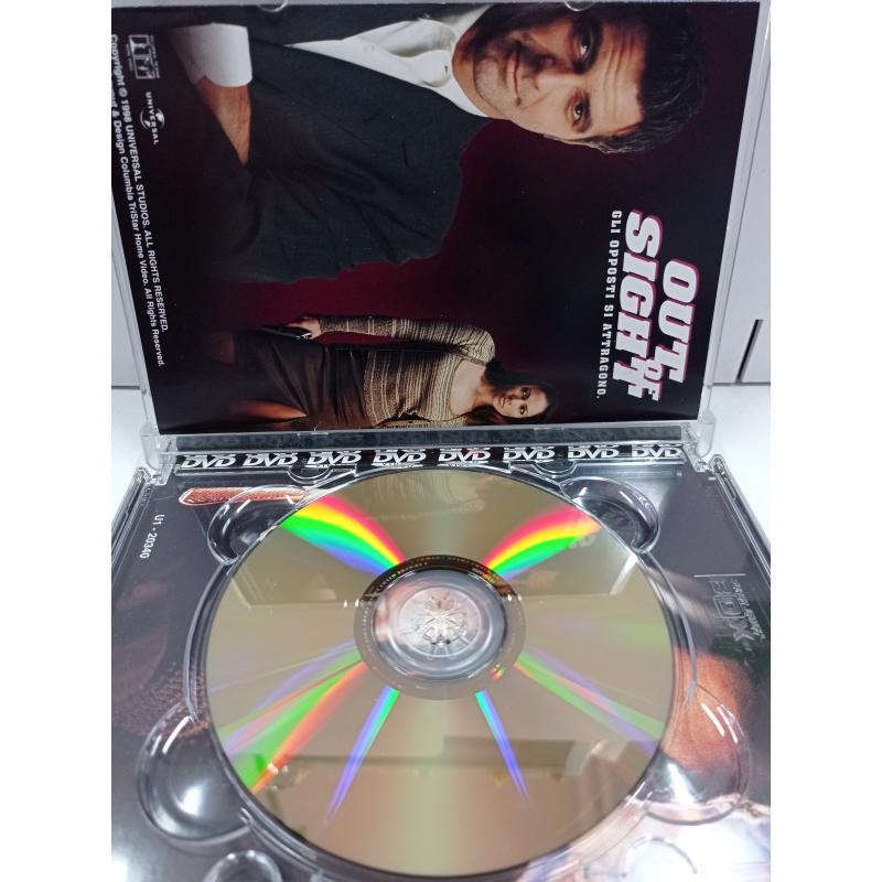 DVD OUT OF SIGHT  | Mercatino dell'Usato Roma garbatella 3