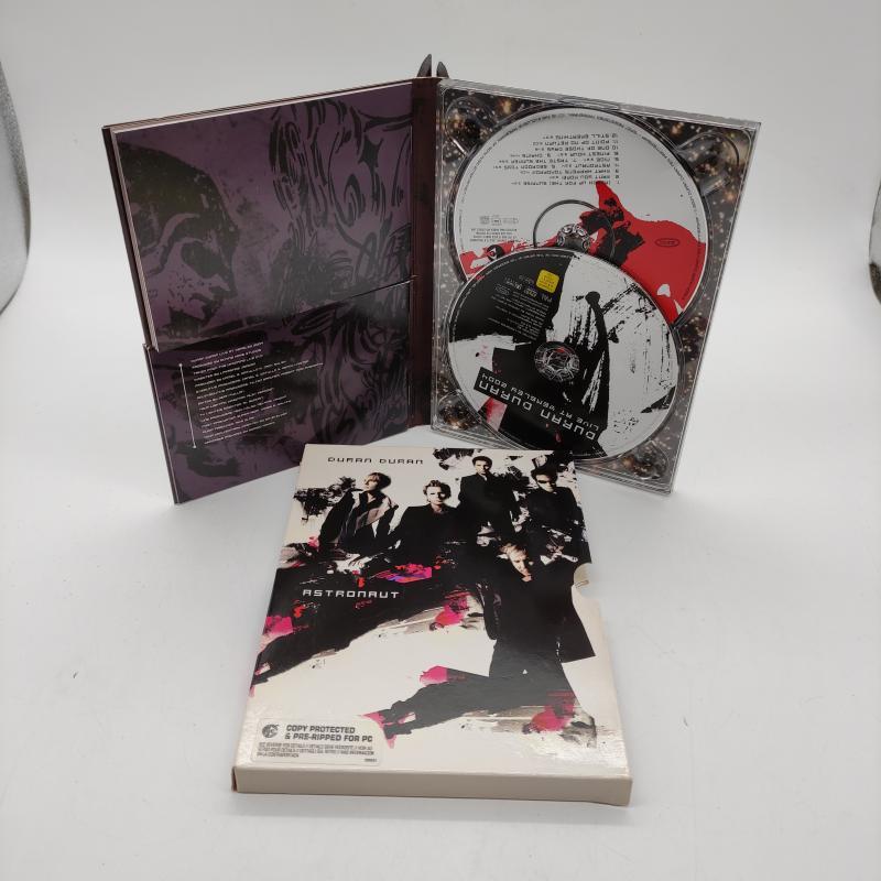 DVD VDURAN DURAN ASTRONAUT | Mercatino dell'Usato Roma gregorio vii 2