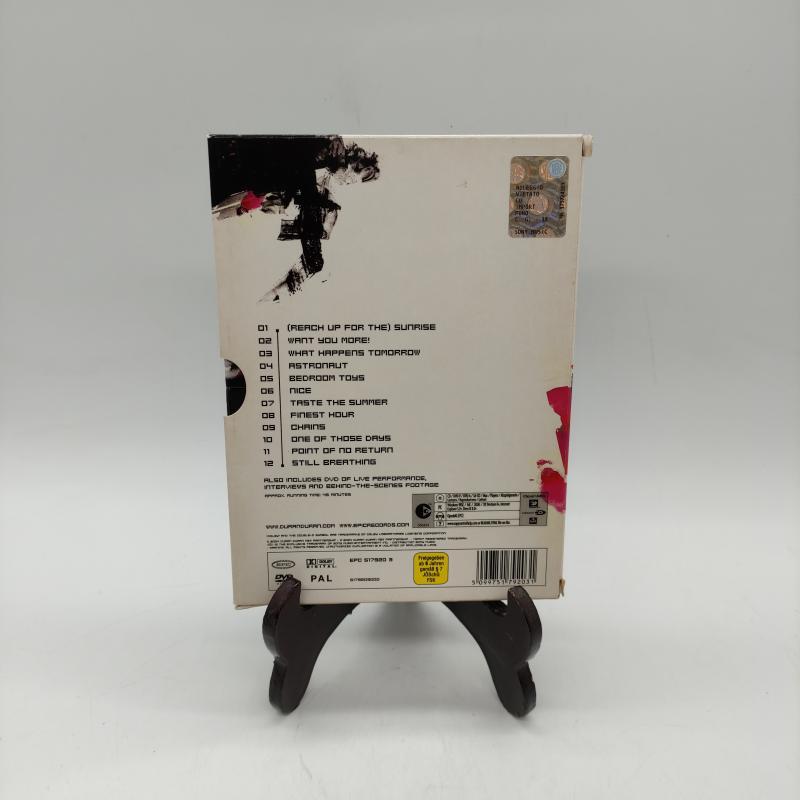 DVD VDURAN DURAN ASTRONAUT | Mercatino dell'Usato Roma gregorio vii 3