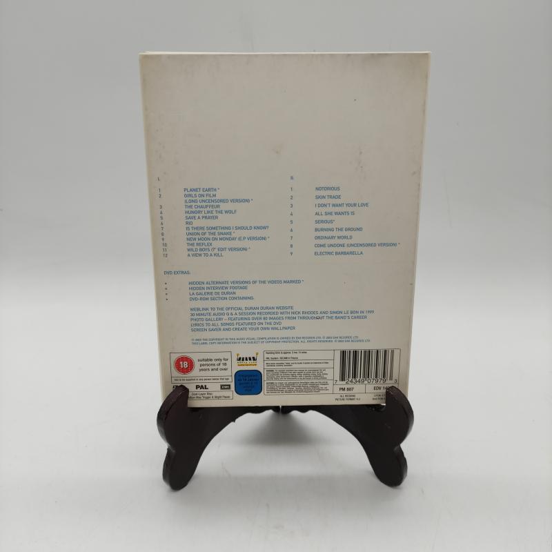DVD DURAN DURAN GREATEST    Mercatino dell'Usato Roma gregorio vii 3