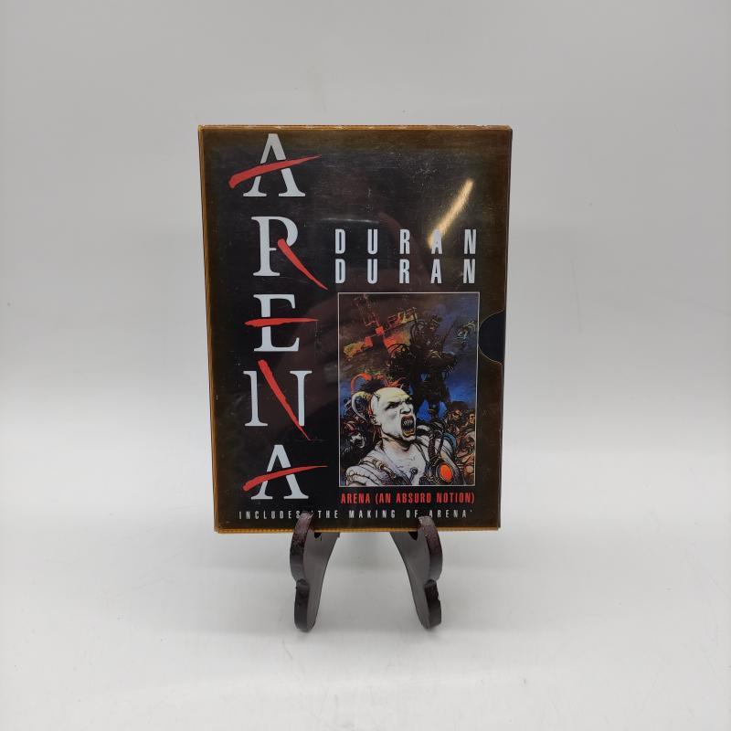DVD DURAN DURAN ARENA  | Mercatino dell'Usato Roma gregorio vii 1