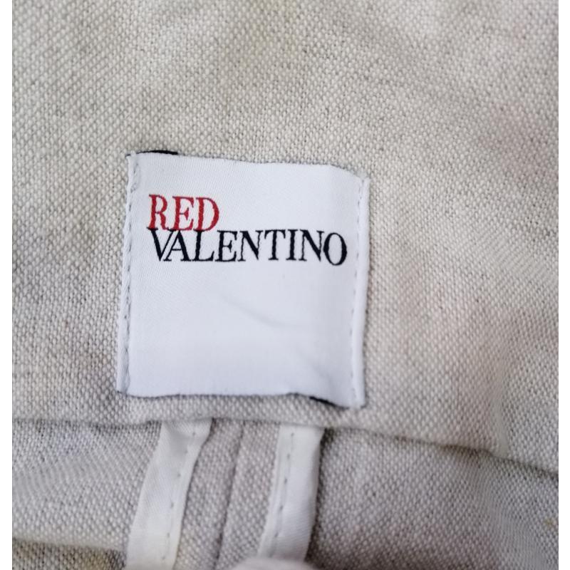 GIACCA DONNA RED VALENTINI BEIGE    Mercatino dell'Usato Roma gregorio vii 5