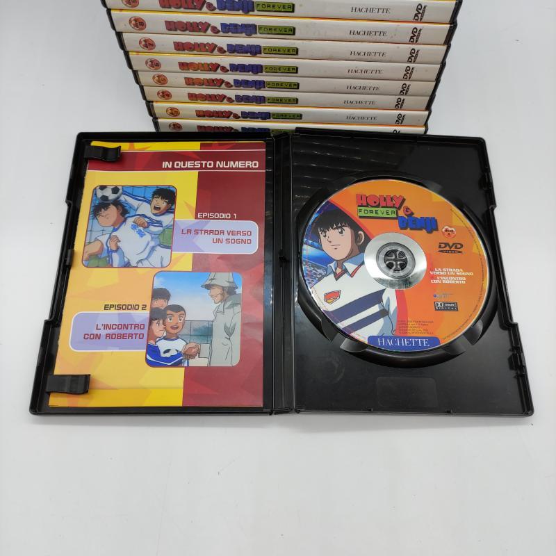 DVD SERIE HOLLY E BENJI FOREVER 18 PZ   Mercatino dell'Usato Roma gregorio vii 2
