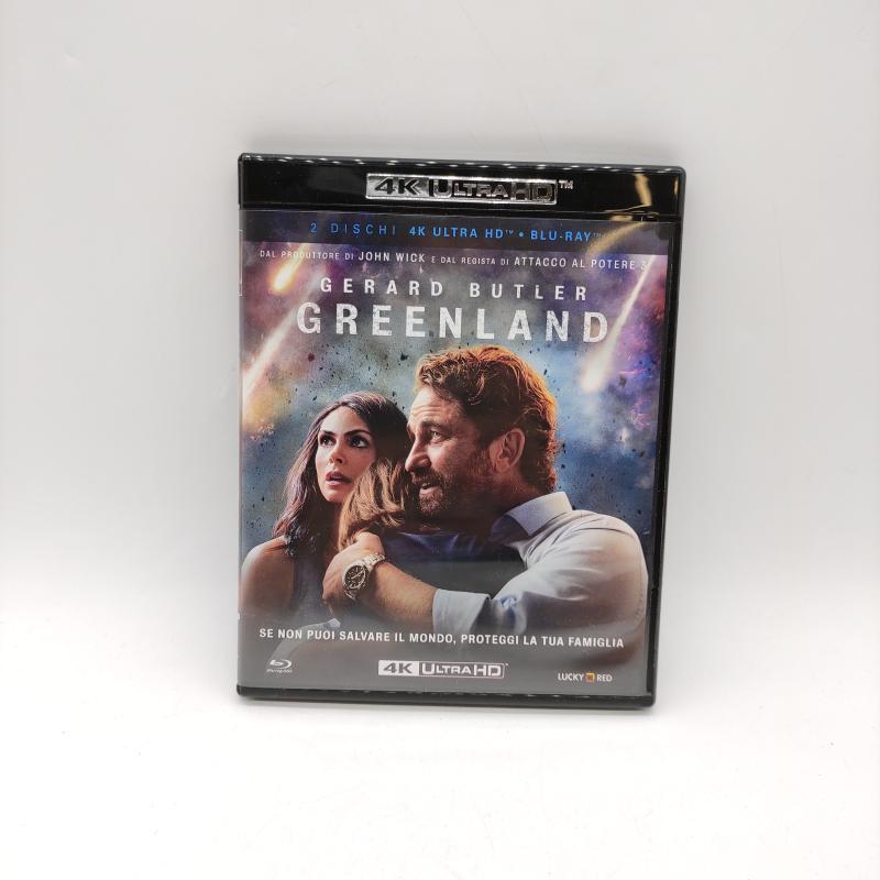 DVD 4K GREENLAND | Mercatino dell'Usato Roma gregorio vii 1