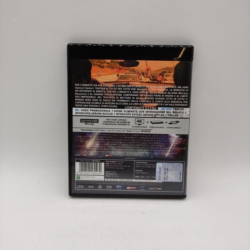 DVD 4K GREENLAND | Mercatino dell'Usato Roma gregorio vii 3