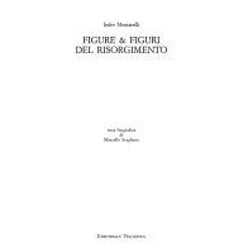 FIGURE & FIGURI DEL RISORGIMENTO   Mercatino dell'Usato Roma talenti 1