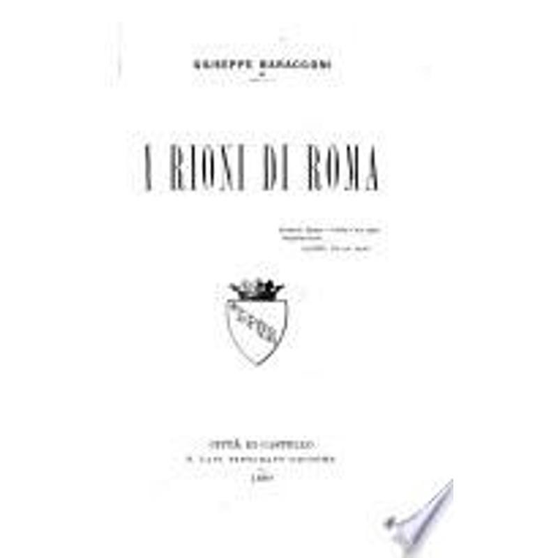 I RIONI DI ROMA | Mercatino dell'Usato Roma talenti 1