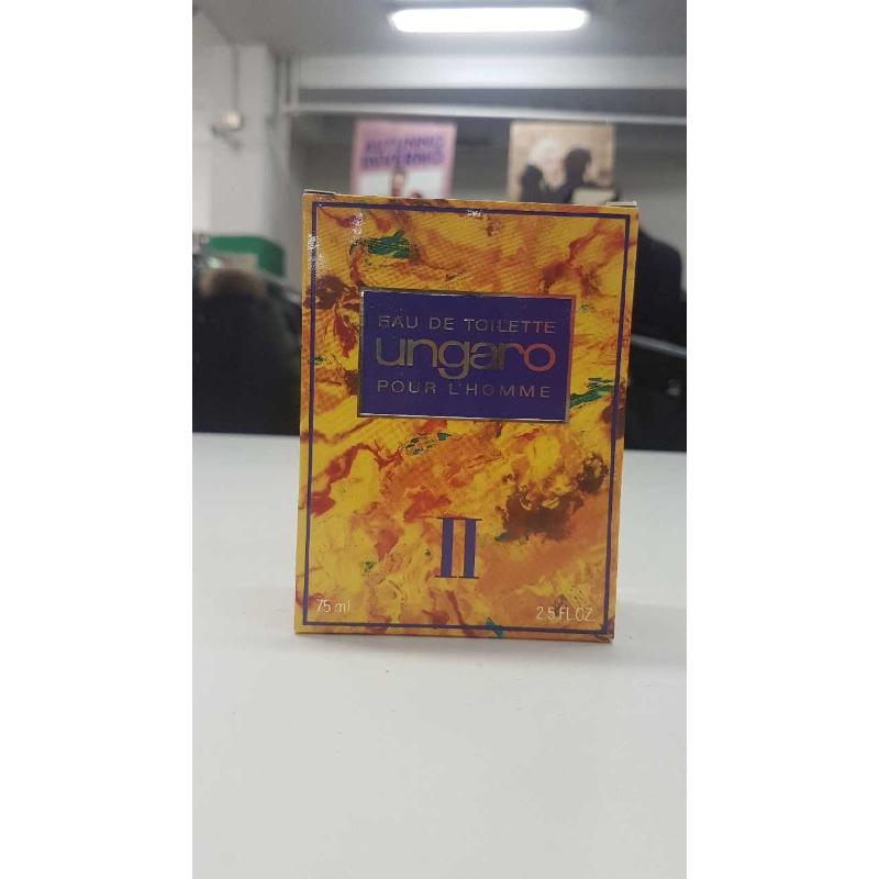 PROFUMO UOMO UNGARO 75ML | Mercatino dell'Usato Roma zona marconi 1