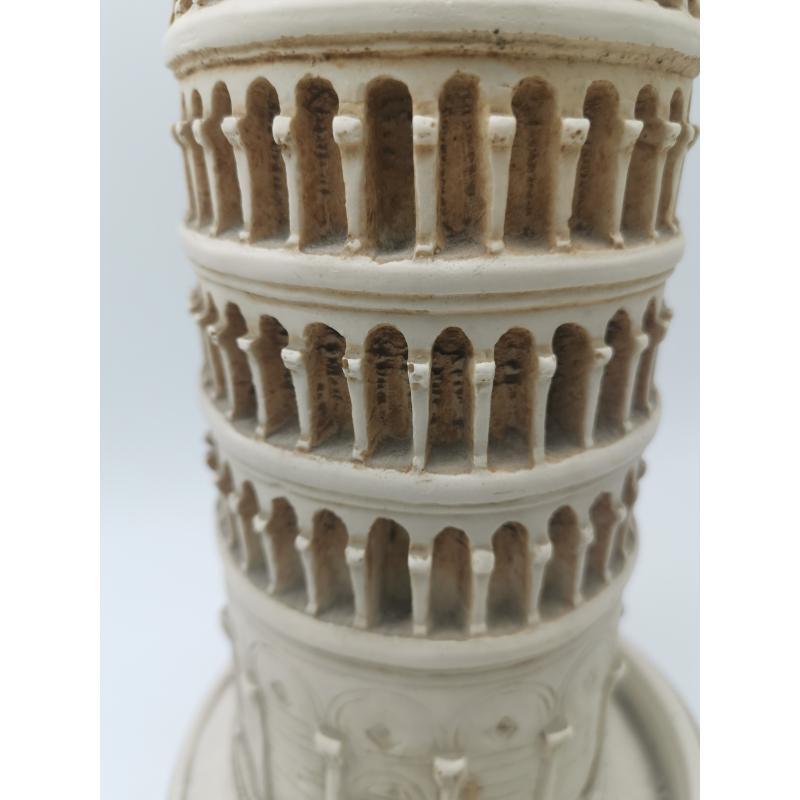 LAMPADA RESINA TORRE DI PISA IMPIANTO DA RIFARE   Mercatino dell'Usato Roma zona marconi 4