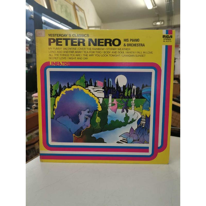 LP PETER NERO  | Mercatino dell'Usato Roma zona marconi 1