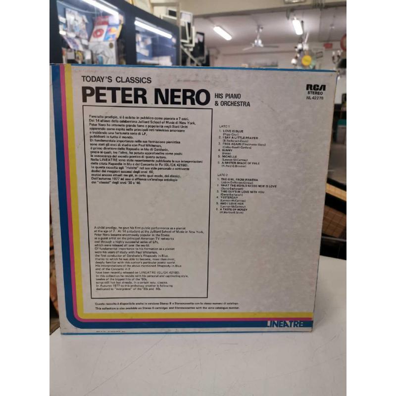 LP PETER NERO | Mercatino dell'Usato Roma zona marconi 2