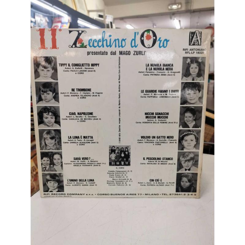 LP 11 ZECCHINO D'ORO | Mercatino dell'Usato Roma zona marconi 2