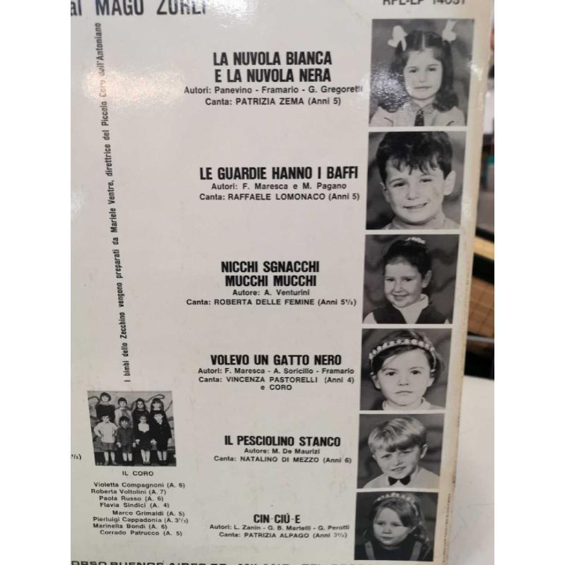 LP 11 ZECCHINO D'ORO | Mercatino dell'Usato Roma zona marconi 4