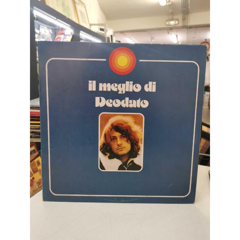 LP IL MEGLIO DI DEODATO | Mercatino dell'Usato Roma zona marconi 1