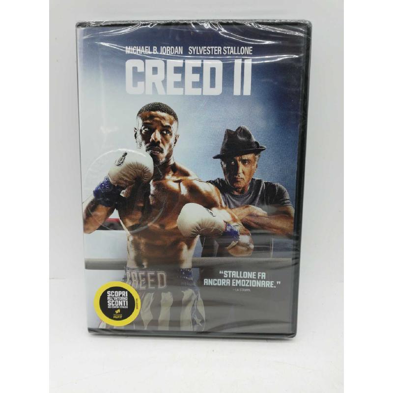 DVD CREED II NUOVO | Mercatino dell'Usato Roma zona marconi 1