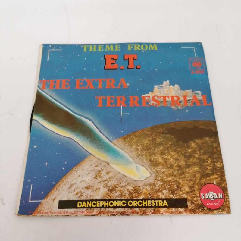 45 GIRI ET THE EXTRA TERRESTRIAL | Mercatino dell'Usato Roma porta maggiore 1