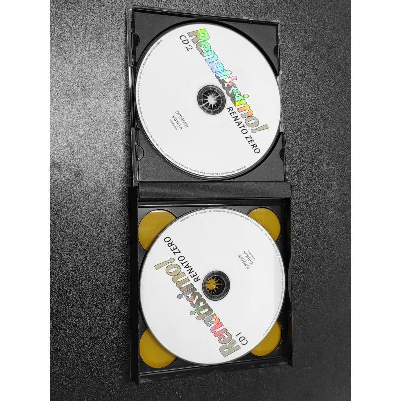 COFANETTO CD RENATISSIMO!   Mercatino dell'Usato Roma monteverde 3