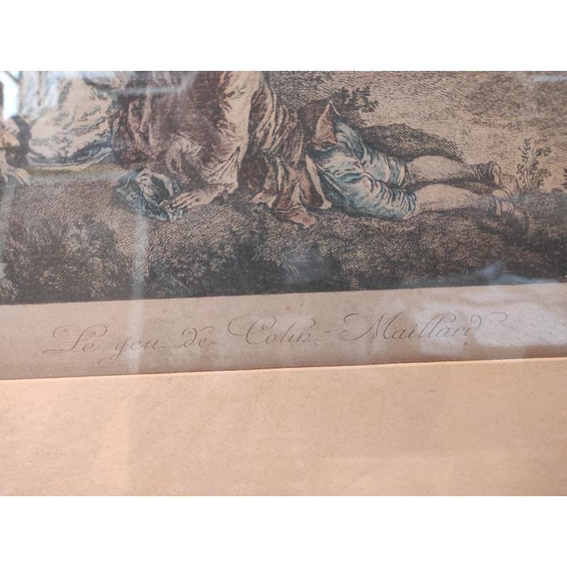 INCISIONE FRANCESE D'EPOCA PRIMI 900 | Mercatino dell'Usato Roma monteverde 3