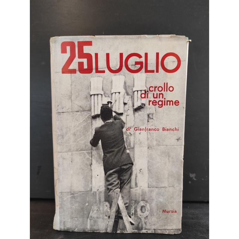 25 LUGLIO CROLLO REGIME | Mercatino dell'Usato Roma monteverde 1