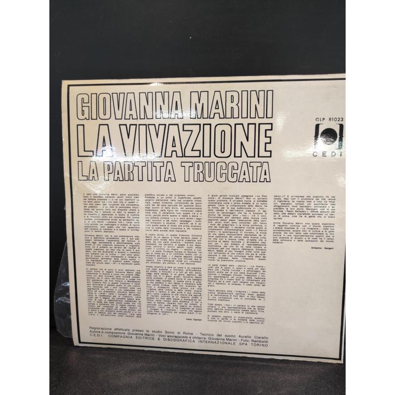33 GIOVANNA MARINI LA VIVAZIONE | Mercatino dell'Usato Roma monteverde 2