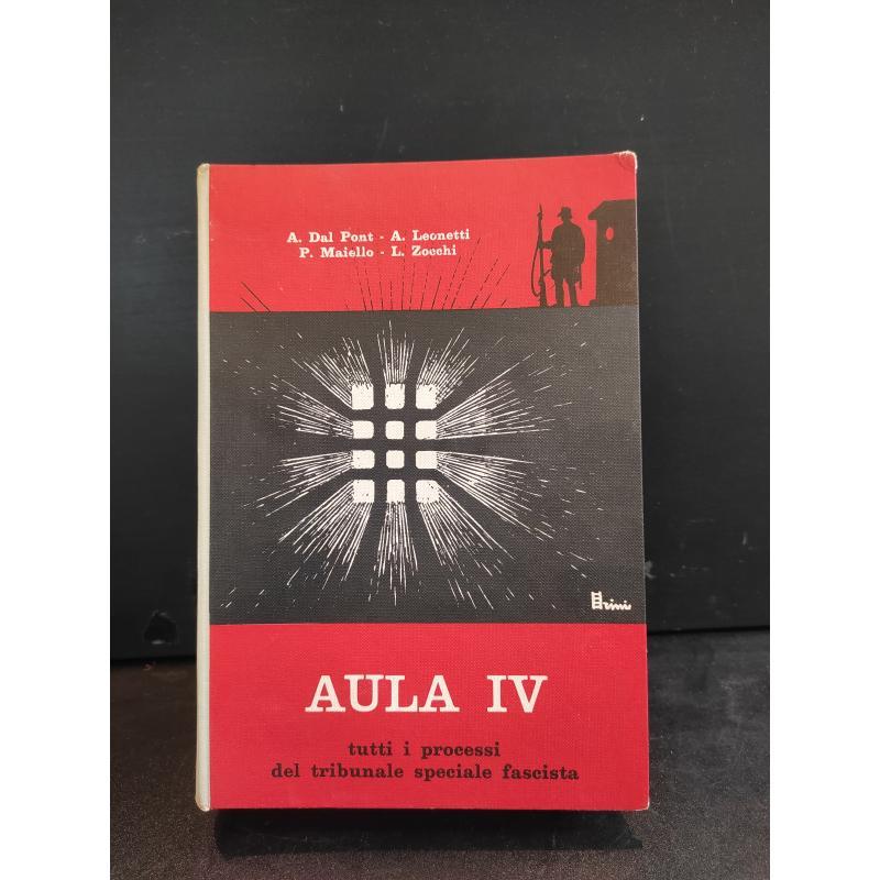 AULA IV...PROCESSI FASCISTA | Mercatino dell'Usato Roma monteverde 1