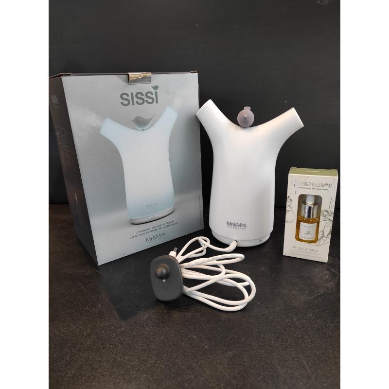 DIFFUSORE MR&MRS FRAGRANCE UCCELLO GRIGIO USB   Mercatino dell'Usato Roma monteverde 1