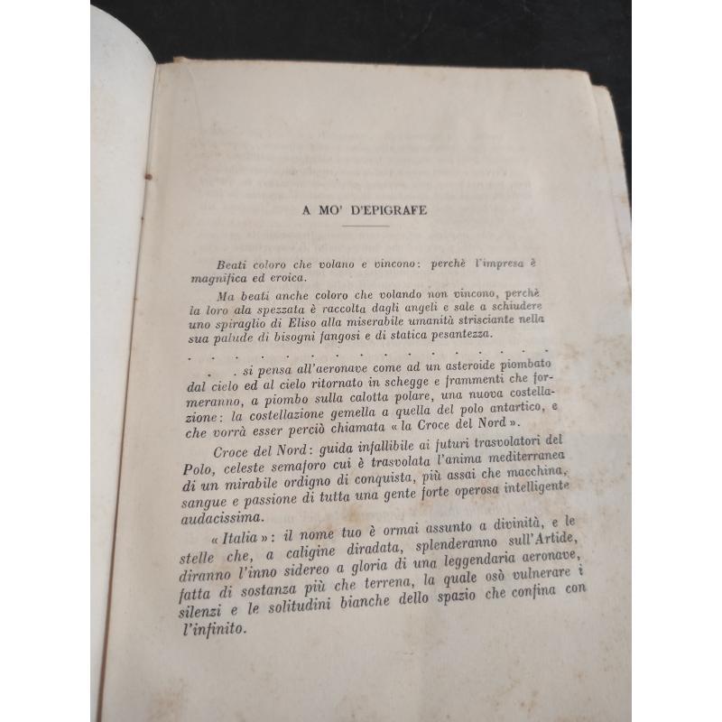 I SEGRETI DI UMBERTO NOBILE 1928 | Mercatino dell'Usato Roma monteverde 4
