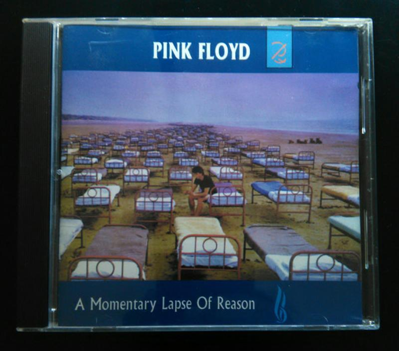 PINK FLOYD - A MOMENTARY LAPSE OF REASON | Mercatino dell'Usato Colleferro 1
