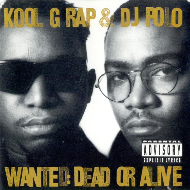 KOOL G RAP & D.J. POLO - WANTED: DEAD OR ALIVE | Mercatino dell'Usato Colleferro 1