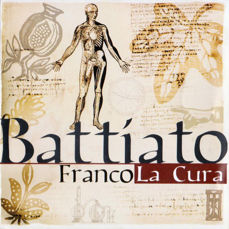 FRANCO BATTIATO - LA CURA | Mercatino dell'Usato Colleferro 1