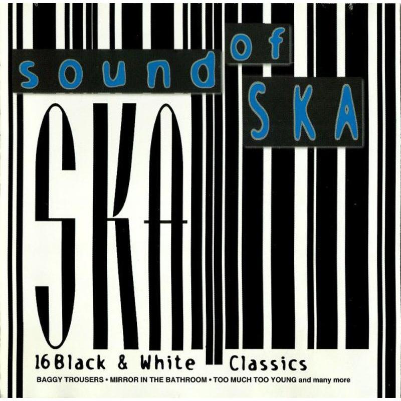 VARIOUS - SOUND OF SKA (16 BLACK & WHITE CLASSICS) | Mercatino dell'Usato Colleferro 1