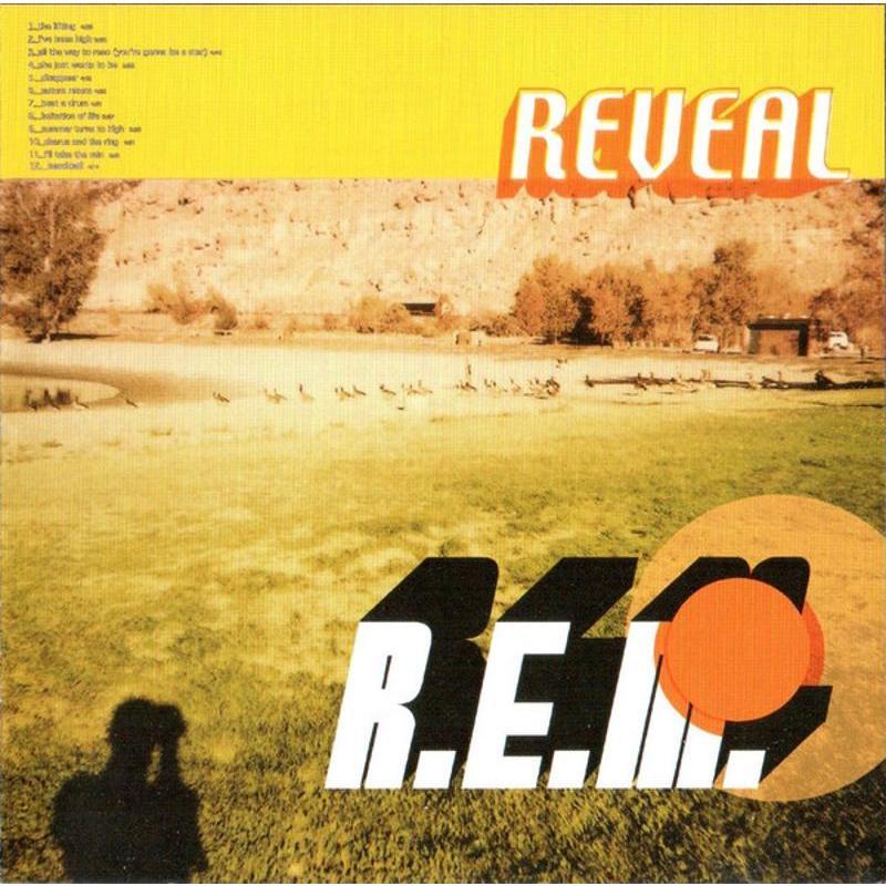 R.E.M. - REVEAL | Mercatino dell'Usato Colleferro 1