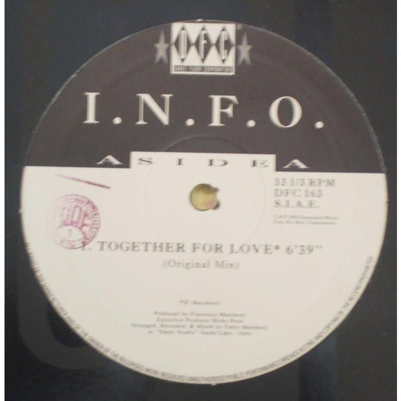 I.N.F.O. - TOGETHER FOR LOVE | Mercatino dell'Usato Colleferro 1