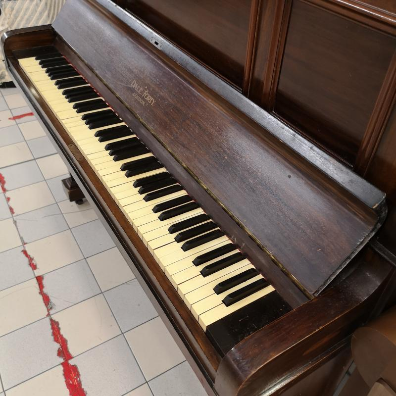 PIANOFORTE DALE FORTY LONDON | Mercatino dell'Usato Colleferro 3