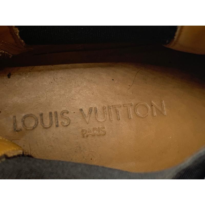 STIVALETTI DONNA NERI LOUIS VUITTON | Mercatino dell'Usato Roma montemario 4