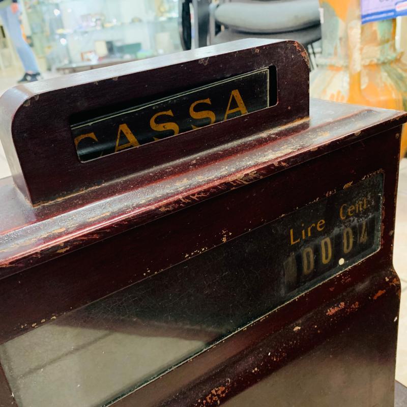 REGISTRATORE DI CASSA  | Mercatino dell'Usato Roma montemario 2
