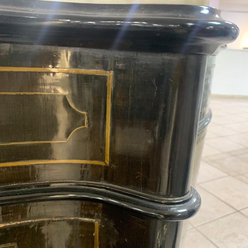 CREDENZA BULL NERA 1/A   Mercatino dell'Usato Roma montemario 2