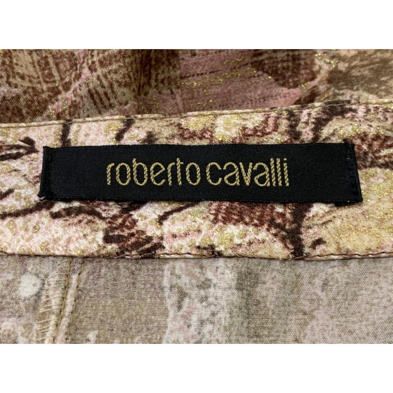 GONNA BEIGE ROBERTO CAVALLU DORATA ROSA   Mercatino dell'Usato Roma montemario 3