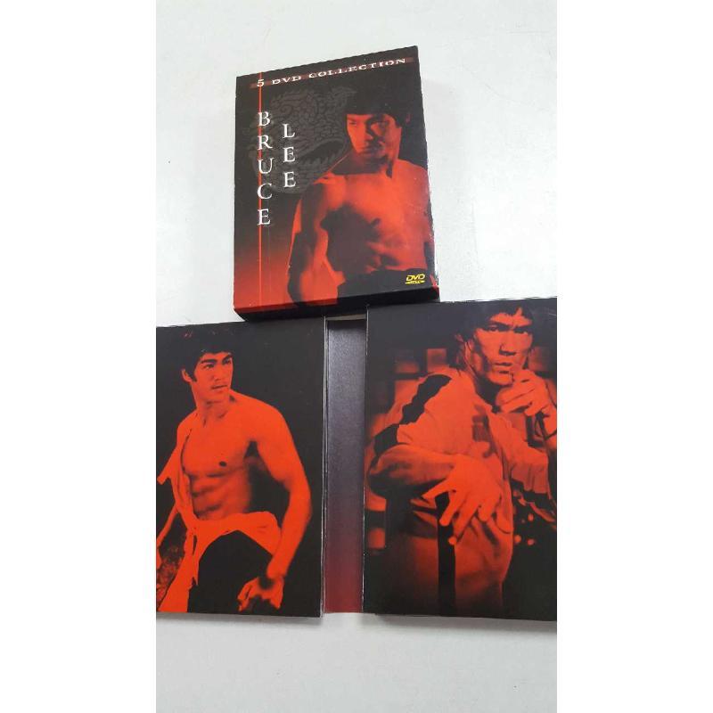 DVD BRUCE LEE COLLECTION | Mercatino dell'Usato Roma porta di roma 3