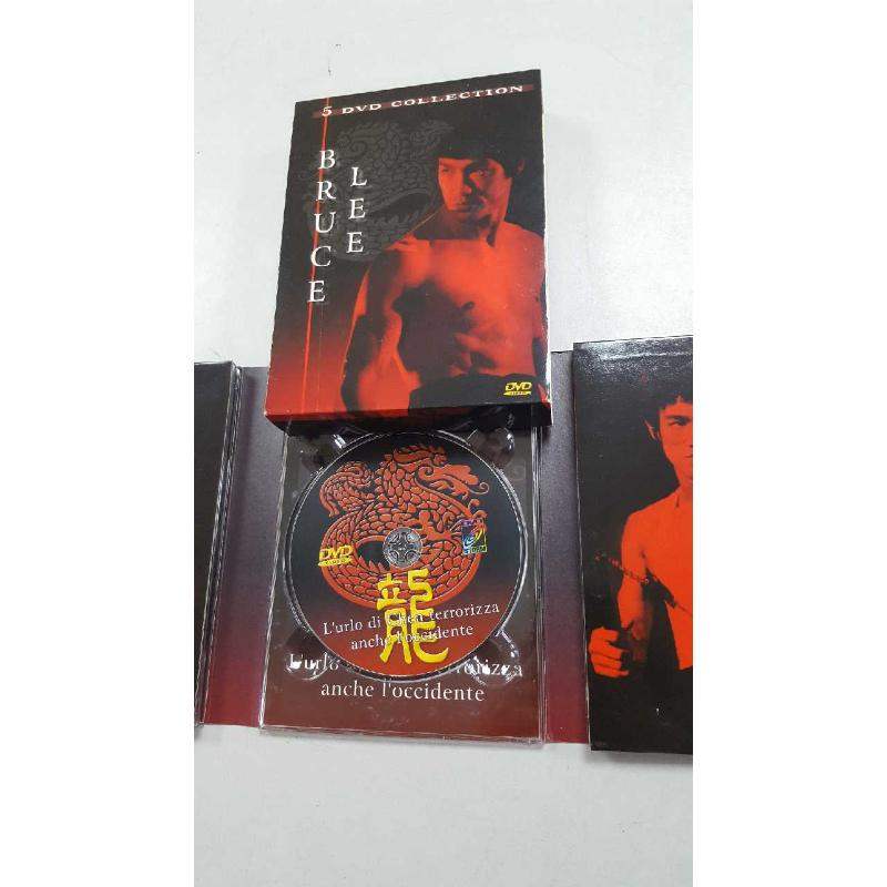 DVD BRUCE LEE COLLECTION | Mercatino dell'Usato Roma porta di roma 4