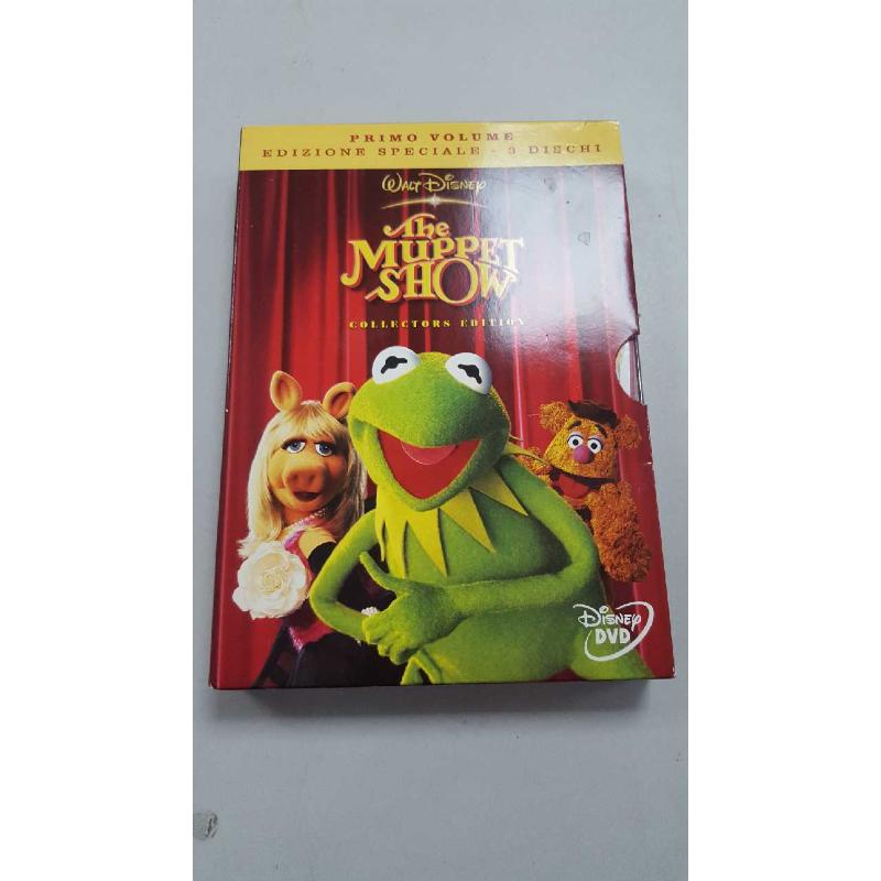 DVD THE MUPPET SHOW COLLECTION EDIT | Mercatino dell'Usato Roma porta di roma 1